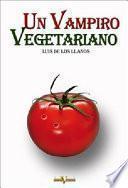 libro Un Vampiro Vegetariano