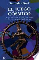 libro El Juego Cósmico