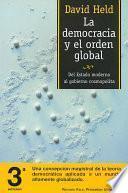La Democracia Y El Orden Global