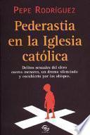 Pederastia En La Iglesia Católica