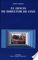 libro El Oficio De Director De Cine