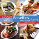 libro Bocadillos Mexicanos De Fiesta