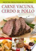 libro Carne Vacuna, Cerdo & Pollo
