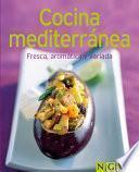 libro Cocina Mediterránea