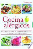 libro Cocina Para Elérgicos