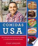 libro Comidas Usa
