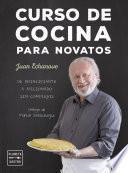 libro Curso De Cocina Para Novatos