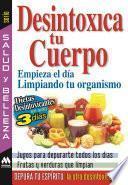 libro Desintoxica Tu Cuerpo
