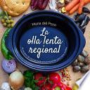 libro La Olla Lenta Regional