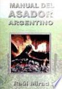 libro Manual Del Asador Argentino