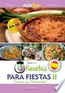 libro Mixtipp: Recetas Para Fiestas Ii (español)