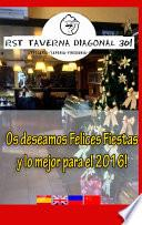 libro Restaurante Diagonal 301