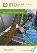 Tratamientos Finales De Conservación. Inav0109