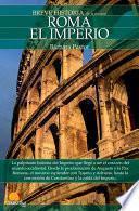 Breve Historia De Roma Ii. El Imperio