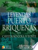 Colección De Leyendas De Puerto Rico