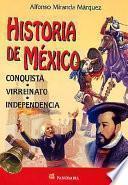 Historia De Mexico. Conquista, Virreinato, Independencia.: History Of Mexico. Conquest, Independence.