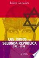 Los Judíos Y La Segunda República (1931 1939)