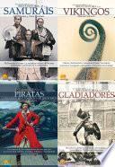 Pack Breve Historia: Los Más Fieros Guerreros