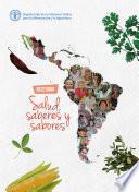 Salud, Saberes Y Sabores: Recetario