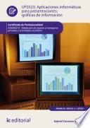 Aplicaciones Informáticas Para Presentaciones: Gráficas De Información. Adgn0210
