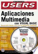 Aplicaciones Multimedia Con Visual Basic Con Cd Rom En Espanol