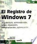 El Registro De Windows 7