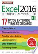 Excel 2016 – Datos Externos Y Bases De Datos