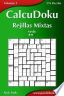 Calcudoku Rejillas Mixtas   Medio   Volumen 3   276 Puzzles
