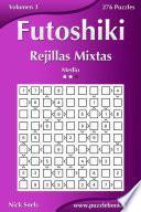libro Futoshiki Rejillas Mixtas   Medio   Volumen 3   276 Puzzles
