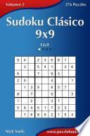 Sudoku Clásico 9x9   Fácil   Volumen 2   276 Puzzles