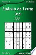 Sudoku De Letras 9x9   Difícil   Volumen 8   276 Puzzles