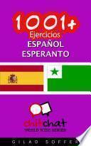 1001+ Ejercicios Español   Esperanto