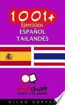 libro 1001+ Ejercicios Español   Tailandés