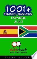 libro 1001+ Frases Básicas Español   Zulú