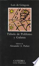 Fabula De Polifemo Y Galat (fable Of Polyphemus And Galatea)
