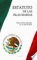 Estatuto De Las Islas Marías