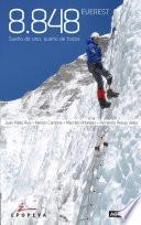 libro 8.848 Everest. Sueño De Uno, Sueño De Todos