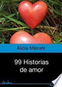 libro 99 Historias De Amor