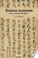 libro Buenas Maneras