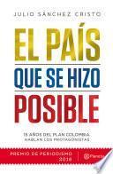 libro El País Que Se Hizo Posible