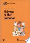 libro El Tiempo De Libre Disposición