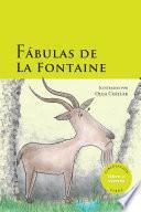 libro Fábulas De La Fontaine