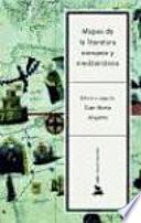 libro Mapas De La Literatura Europa Y Mediterránea