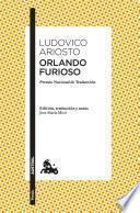 libro Orlando Furioso