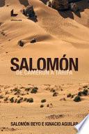 libro Salomón, De Camerún A Tarifa