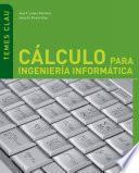Cálculo Para Ingeniería Informática