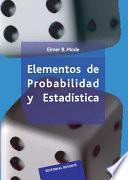 Elementos De Probabilidad Y Estadística