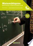 Matemàtiques Per A La Prova D Accés A Cicles Formatius De Grau Superior