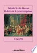 Historia De La Música Española. 4. Siglo Xviii