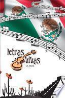 libro Letras Vivas: La Vida